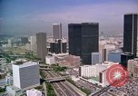 Image of skyscrapers Los Angeles California USA, 1976, second 12 stock footage video 65675033250