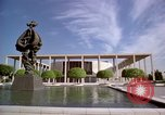 Image of Mark Taper Forum Music Center Los Angeles California USA, 1976, second 5 stock footage video 65675033260