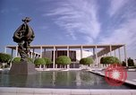 Image of Mark Taper Forum Music Center Los Angeles California USA, 1976, second 8 stock footage video 65675033260