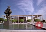 Image of Mark Taper Forum Music Center Los Angeles California USA, 1976, second 10 stock footage video 65675033260