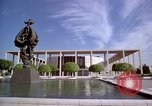 Image of Mark Taper Forum Music Center Los Angeles California USA, 1976, second 11 stock footage video 65675033260