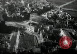 Image of aerial views of damage from WW2 Berlin Germany, 1947, second 11 stock footage video 65675033264
