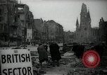 Image of repair work Berlin Germany, 1947, second 1 stock footage video 65675033269