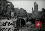 Image of repair work Berlin Germany, 1947, second 2 stock footage video 65675033269