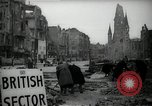 Image of repair work Berlin Germany, 1947, second 3 stock footage video 65675033269