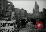 Image of repair work Berlin Germany, 1947, second 4 stock footage video 65675033269