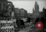 Image of repair work Berlin Germany, 1947, second 7 stock footage video 65675033269