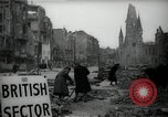 Image of repair work Berlin Germany, 1947, second 11 stock footage video 65675033269
