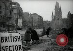 Image of repair work Berlin Germany, 1947, second 12 stock footage video 65675033269