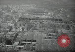 Image of industrial area Ruhr Germany, 1946, second 2 stock footage video 65675033272