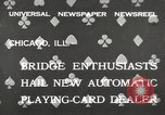Image of electrical bridge machine Chicago Illinois USA, 1932, second 1 stock footage video 65675033279