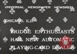 Image of electrical bridge machine Chicago Illinois USA, 1932, second 9 stock footage video 65675033279