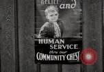 Image of community chest United States USA, 1932, second 3 stock footage video 65675033281