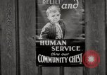 Image of community chest United States USA, 1932, second 8 stock footage video 65675033281