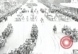 Image of parade Washington DC USA, 1933, second 12 stock footage video 65675033285