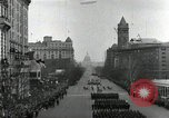 Image of parade Washington DC USA, 1933, second 4 stock footage video 65675033287