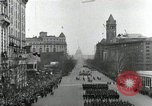 Image of parade Washington DC USA, 1933, second 7 stock footage video 65675033287