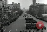 Image of parade Washington DC USA, 1933, second 9 stock footage video 65675033287