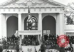 Image of inaugural parade Washington DC USA, 1933, second 10 stock footage video 65675033290