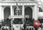 Image of inaugural parade Washington DC USA, 1933, second 11 stock footage video 65675033290