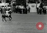 Image of inaugural parade Washington DC USA, 1933, second 10 stock footage video 65675033291