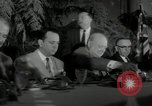Image of Winston Churchill United States USA, 1954, second 11 stock footage video 65675033295