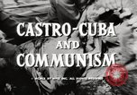 Image of Fidel Castro Cuba, 1959, second 5 stock footage video 65675033300
