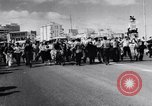 Image of Fidel Castro Havana Cuba, 1960, second 8 stock footage video 65675033308