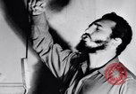 Image of Fidel Castro Havana Cuba, 1960, second 4 stock footage video 65675033312