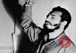 Image of Fidel Castro Havana Cuba, 1960, second 5 stock footage video 65675033312
