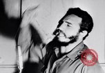 Image of Fidel Castro Havana Cuba, 1960, second 6 stock footage video 65675033312