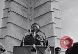 Image of Fidel Castro Havana Cuba, 1960, second 4 stock footage video 65675033315