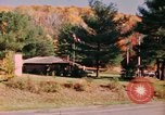 Image of Vermont rest areas Vermont United States USA, 1971, second 10 stock footage video 65675033326