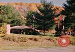 Image of Vermont rest areas Vermont United States USA, 1965, second 11 stock footage video 65675033326
