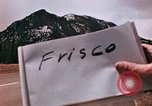 Image of Sheep and roadways Frisco Colorado United States USA, 1965, second 3 stock footage video 65675033332