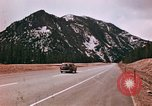 Image of Sheep and roadways Frisco Colorado United States USA, 1965, second 5 stock footage video 65675033332
