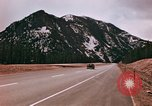 Image of Sheep and roadways Frisco Colorado United States USA, 1965, second 6 stock footage video 65675033332