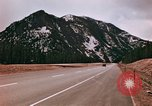 Image of Sheep and roadways Frisco Colorado United States USA, 1965, second 8 stock footage video 65675033332