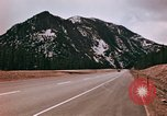 Image of Sheep and roadways Frisco Colorado United States USA, 1965, second 10 stock footage video 65675033332