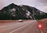 Image of Sheep and roadways Frisco Colorado United States USA, 1965, second 12 stock footage video 65675033332