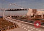 Image of Verrazano Bridge Brooklyn New York City USA, 1971, second 3 stock footage video 65675033334