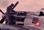Image of P-51 plane Philippines, 1945, second 3 stock footage video 65675033349