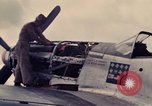 Image of P-51 plane Philippines, 1945, second 7 stock footage video 65675033349