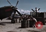 Image of Refueling of planes Philippines, 1945, second 9 stock footage video 65675033354