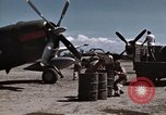 Image of Refueling of planes Philippines, 1945, second 11 stock footage video 65675033354