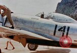 Image of P-47N Thunderbolts of the 464th Fighter Squadron Ryukyu Islands, 1945, second 6 stock footage video 65675033358