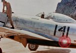 Image of P-47N Thunderbolts of the 464th Fighter Squadron Ryukyu Islands, 1945, second 11 stock footage video 65675033358