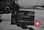Image of 18th Fighter Bomber Wing Korea, 1951, second 3 stock footage video 65675033382