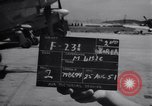 Image of 18th Fighter Bomber Wing Korea, 1951, second 4 stock footage video 65675033382