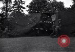 Image of Captain Don M. Beerbower Criqueville, France, 1944, second 8 stock footage video 65675033413
